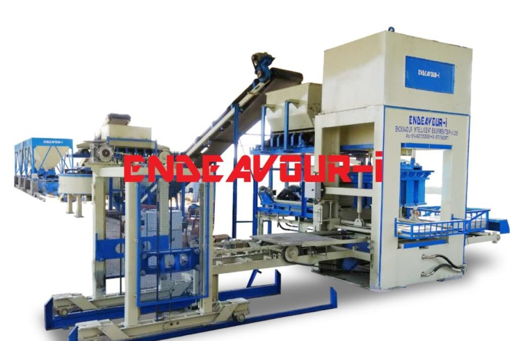 fully automatic paver block machine supplier