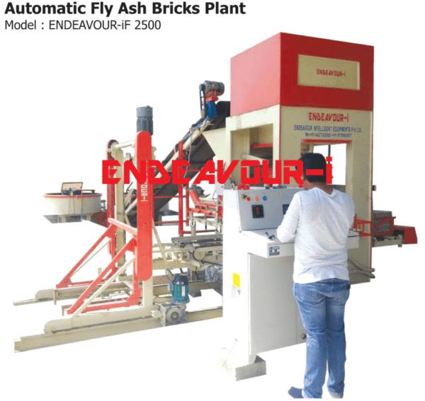 semi automatic fly ash bricks machine supplier