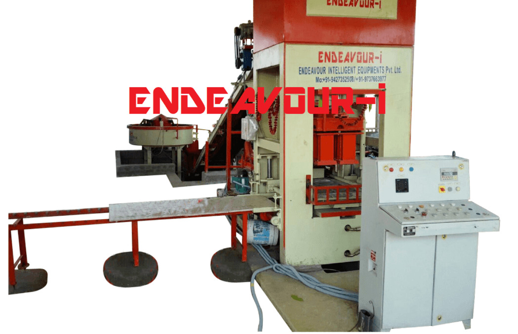 Automatic fly ash brick making machine manufacturer