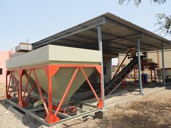 cement brick machine manufacturer